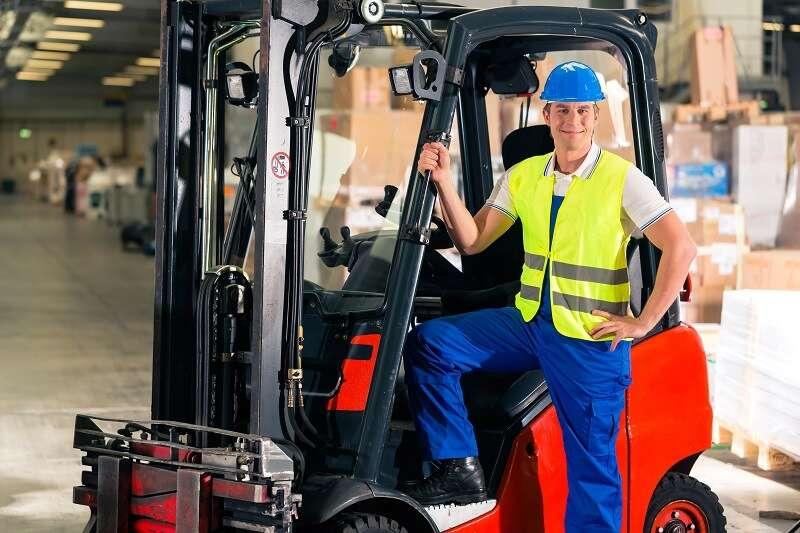 lisence to operate a forklift truck sandgate brisbane